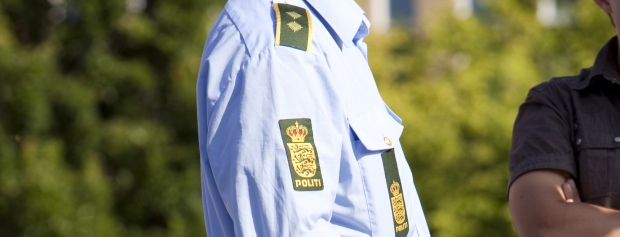 professionsbachelor i politivirksomhed