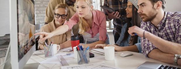 bacheloruddannelse i Digital design - it, æstetik og interaktion