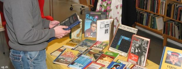 Foto af Bibliotekar