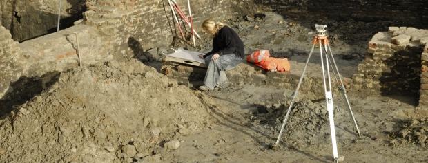 kandidatuddannelse i Klassisk arkæologi