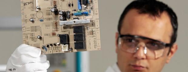 Foto af Elektroingeniør