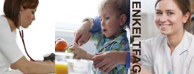 Enkeltfag inden for Sundhed, omsorg og pædagogik (eud)