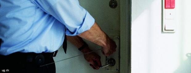 Foto af Fængselsfunktionær