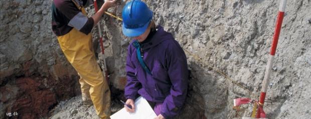 Foto af Geolog