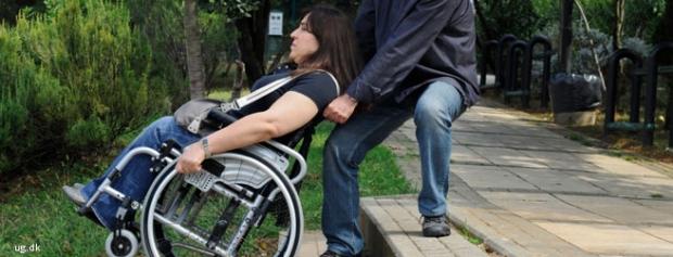 Foto af Handicaphjælper