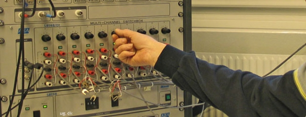 Foto af Elektronikteknolog