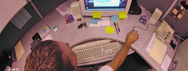 Foto af It-udvikler