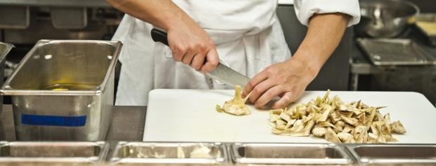Køkkenmedhjælper