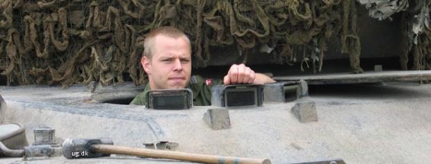 Foto af Konstabel i forsvaret