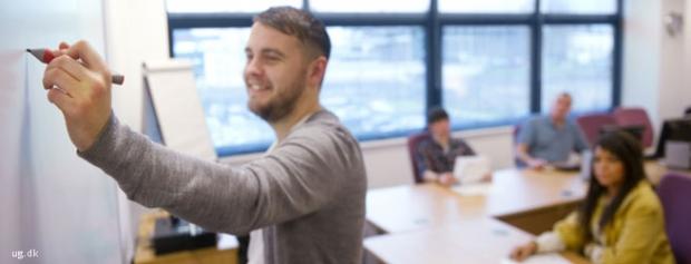 Foto af Lærer ved handelsskoler