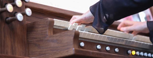 Master i kirkemusik