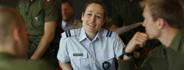 Master i militære studier