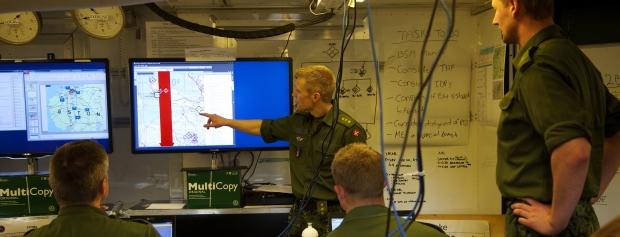 uddannelsen til operationsstøtteofficer i flyvevåbnet