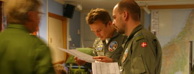 uddannelsen til teknikofficer i flyvevåbnet
