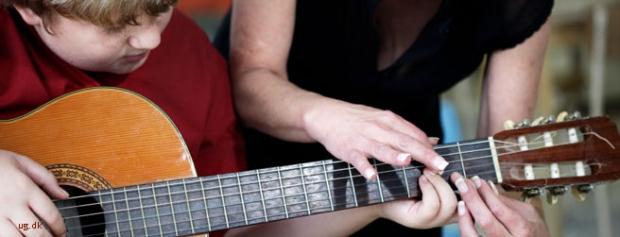 Foto af Musikpædagog
