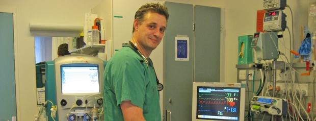 interview med speciallæge i anæstesi