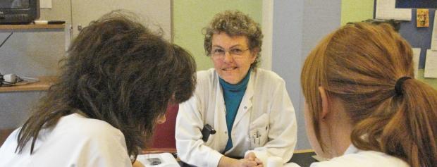 interview med speciallæge i geriatri