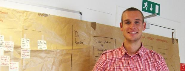 interview med HR-konsulent i kommune