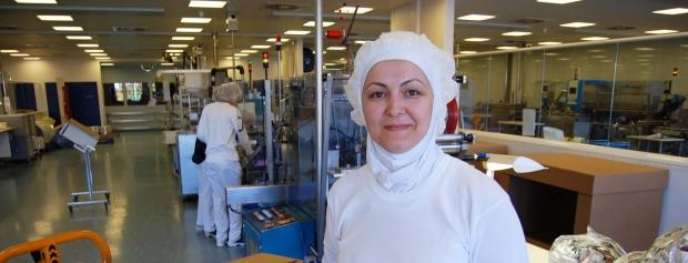 interview med industrioperatør i medicinalindustrien