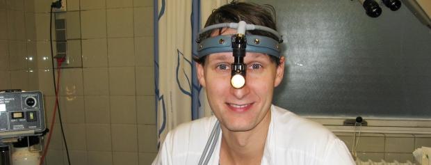 interview med ortopædkirurg