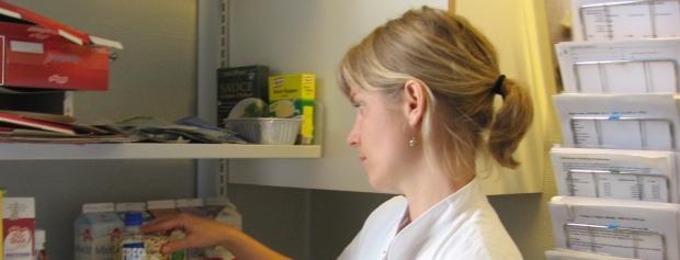 interveiw med klinisk diætist