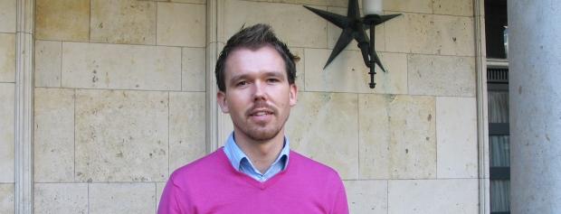 Kriminalassistent Nils Jul Gjerlev
