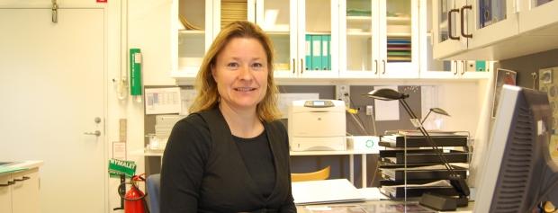 interview med laborant inden for forskning i medicinalindustrien