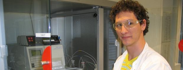 interview med laboratorietekniker i medicinalfirma