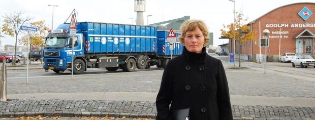 interview med kommunal miljømedarbejder for industrien