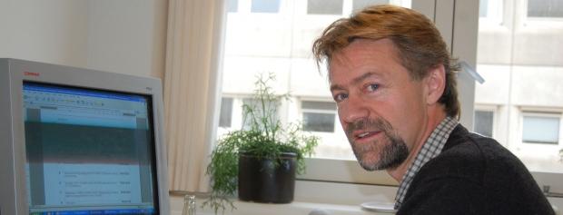 interview med projektleder i medicinalfirma