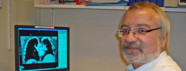 interview med speciallæge i radiologi