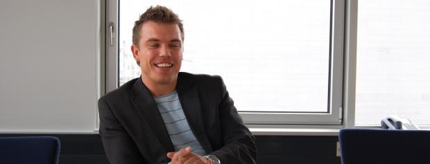 interview med sælger i entreprenørfirma