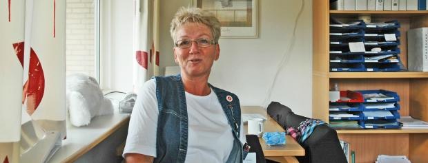 interview med sosu-assistent på plejehjem