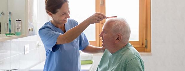 Social- og sundhedshjælper