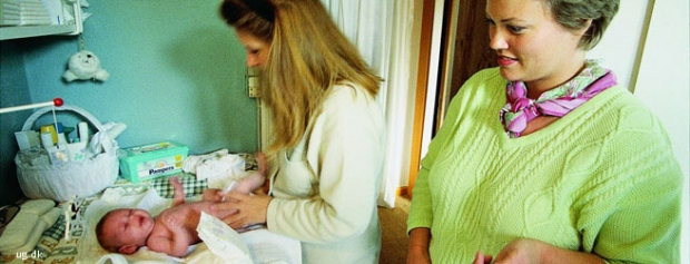 Foto af Sundhedsplejerske