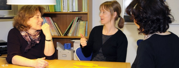 Foto af Tale- hørepædagog