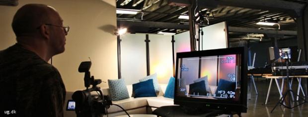 Foto af Tv-tekniker
