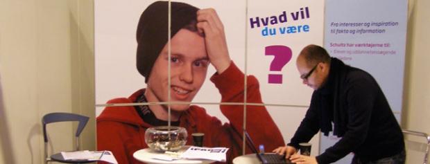 Foto af Vejleder i uddannelse og erhverv
