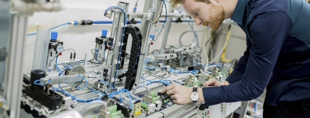 diplomingeniør i robotteknologi