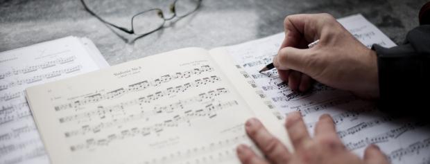 uddannelse i komposition