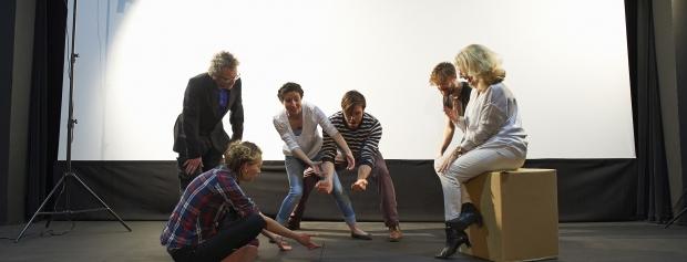 Kandidatuddannelsen i scenekunst