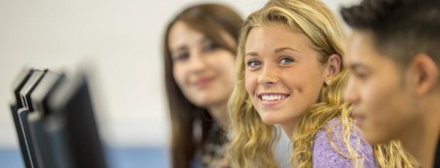 Digitale oplæg om at søge videregående uddannelse