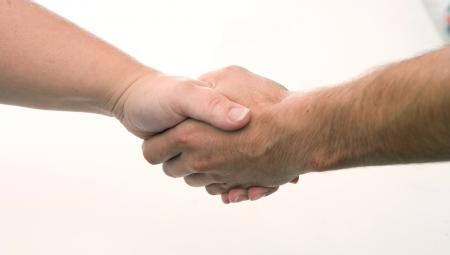 Håndtryk